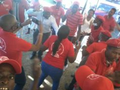 Chamisa Makes Inroads Into South Africa