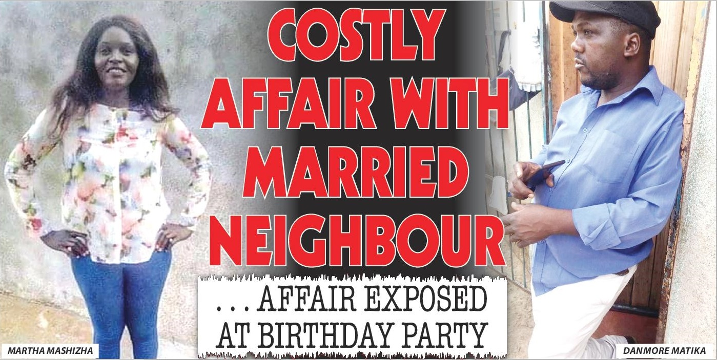 Costly Affair...Businessman ruins neighbor's marriage