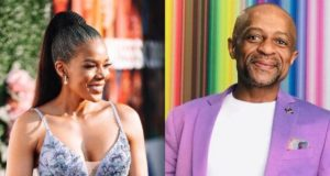 Connie Ferguson's ex-husband revealed