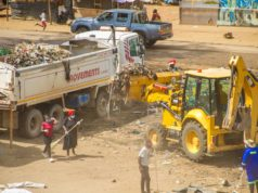 Ngarivhume Arrested For Cleaning up Mbare