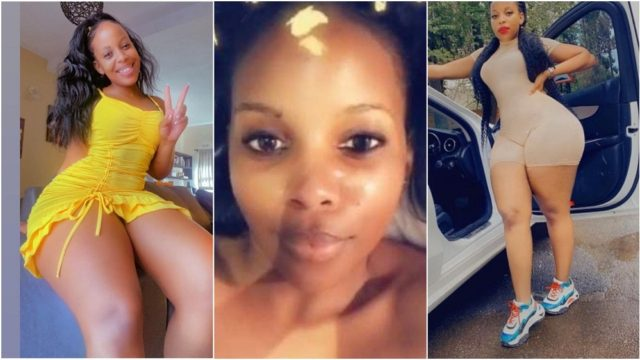 Njuzu claims Ms Shally was behind the leaks, threatens suicide