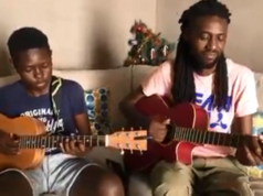 Oliver Mtukudzi's Grandson To Release First Song