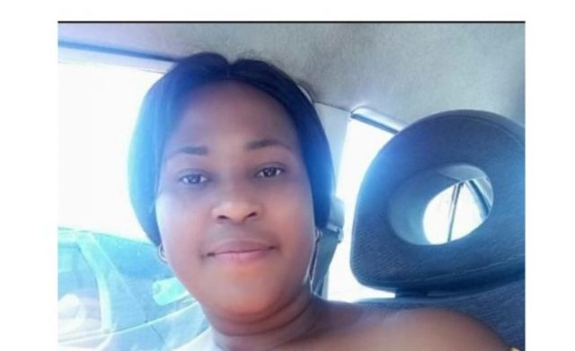 Woman caught with mbinga by hubby at midnight