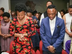Zodwa Wabantu feels born again after going to Church