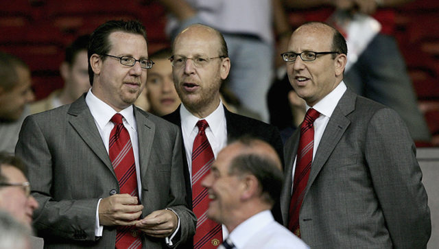 Glazers want a staggering £4 Billion to walk away from Manchester United