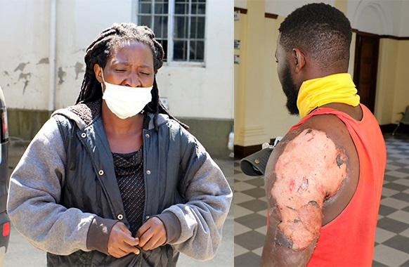 Shebeen Queen scalded customer for asking for his $2 change!
