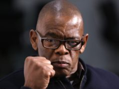 Suspended Magashule Suspends Ramaphosa