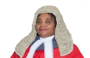 Get To Know Your Acting Chief Justice Elizabeth Gwaunza