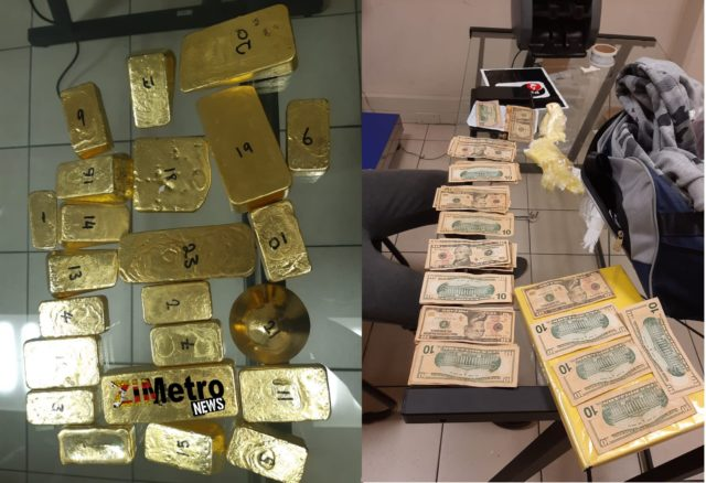 Man travelling from Zimbabwe Nabbed with R11 Million in Gold Pieces