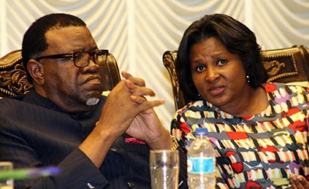 Namibia's President And First Lady Contract Coronavirus