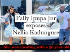 Fally Ipupa Jnr exposes Nellia Kadungure for cheating on him with 50-year-old