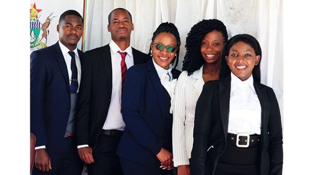5 new magistrates sworn in