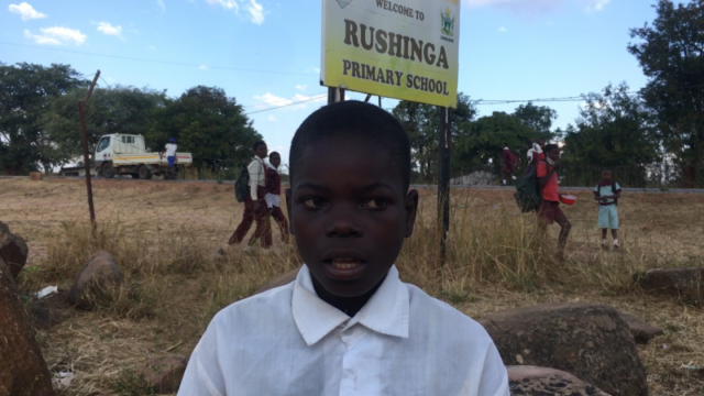 14 Year-Old Rushinga Girl Looks After Gravely Ill Parents, 5 Siblings