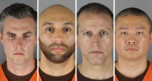 Chauvin, three other officers face new charges for Floyd death