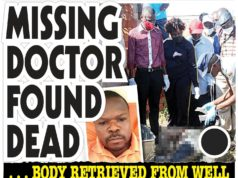 Missing physiotherapist found dead...Body retrieved from well!