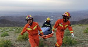 """""""21 runners dead as extreme weather hits China ultramarathon"""""""