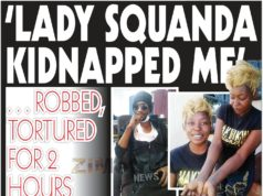 Lady Squanda Kidnaps, Rob A Man For Wrecking Relationship!