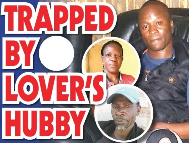 Chitungwiza Woman In Hot Soup After Lying That She's Not Married, Lover Shows Surprises Her At Her Matrimonial Home