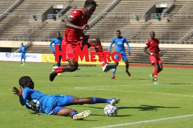 Dynamos Dembare On Top!