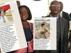 Mliswa Posts Pictures of Ziyambi's Alleged Affairs