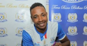 Prince Dube voted Tanzania's best player for May