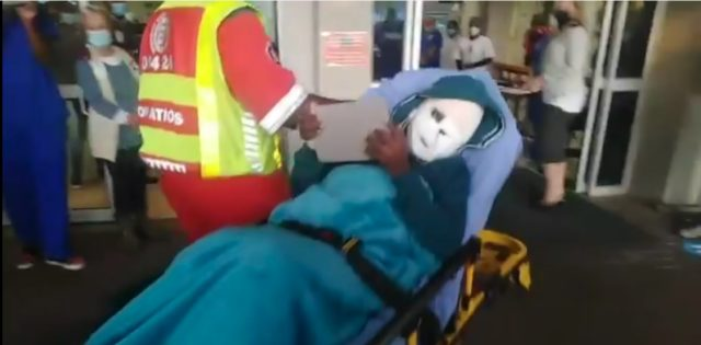 Zaka Boy Whose Face Was Mauled By Hyenas Airlifted To South Africa