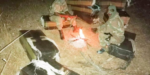 South African Soldiers Shot Near Zimbabwean Border