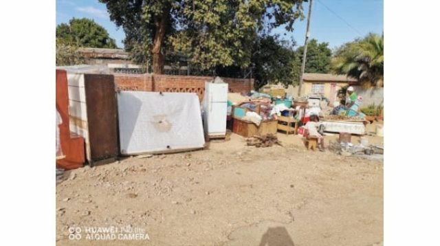 79-year-old evicted from own house after 50 years