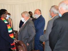 Govt signs new deal for white former commercial farmers