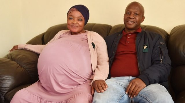 SA Woman Gives Birth To 10 Babies, Breaks Guinness World Record