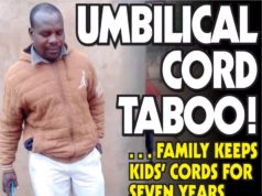 Family keeps kids' umbilical cords for 7 years