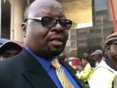 Jonga PS In OPC Responsible For DDF Has Died