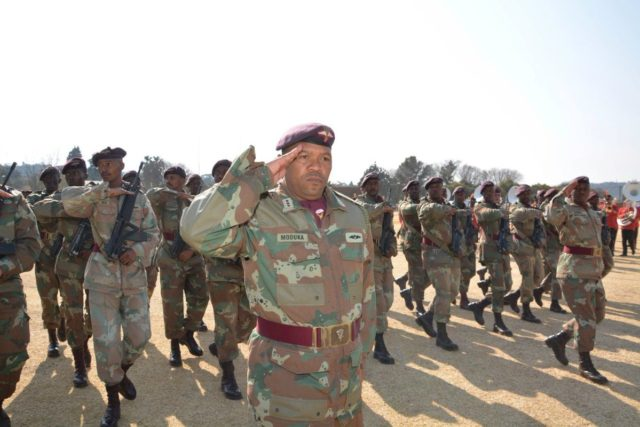 More Soldiers Deployed To Quell Zuma Arrest Chaos