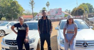 Mai TT Blesses Friend With BMW After Getting Benz From Papa