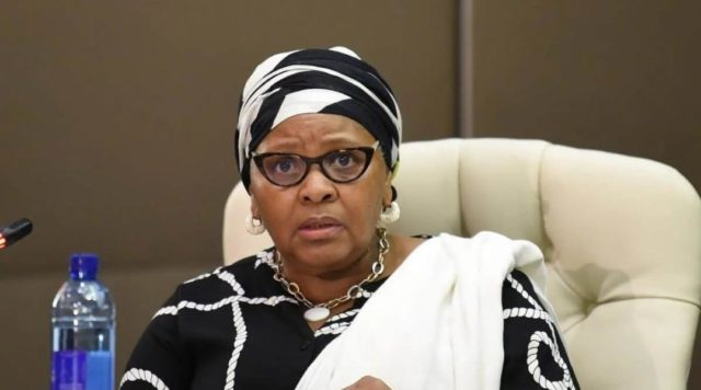 SA Defence Minister Rejects President Ramaphosa's Coup Claims