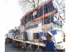 Two Buses Impounded For Smuggling