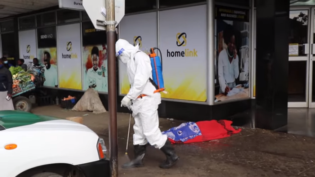 Woman Collapses And Dies In Bulawayo CBD
