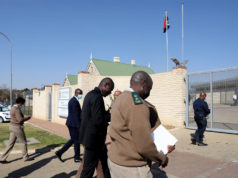 South Africa Warns Public Against Sharing Pictures Of Imprisoned Zuma