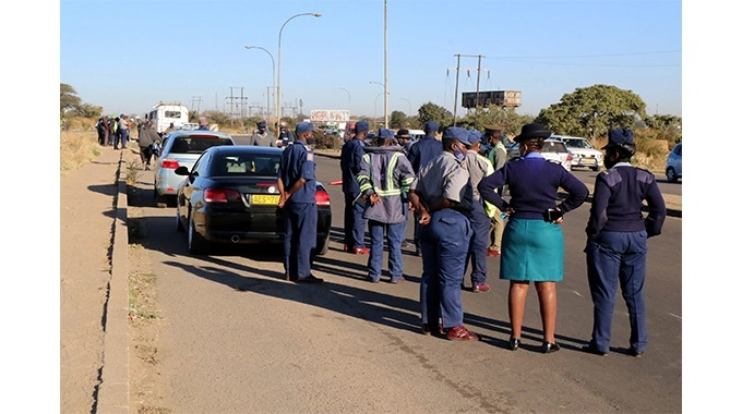 Police Officer Run Over, Dragged By ZUPCO Bus