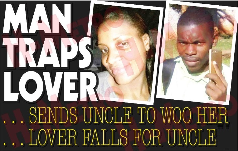 Man Traps Lover - Sends Uncle To Woo Her!