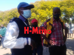 Security guards cashing in on Covid-19 jabs