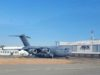 Italy and US Military planes seen in Harare