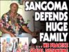 Meet the Sangoma with 55 children...I take care of all of them