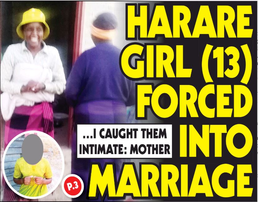 Another Underaged Girl (13) Forced Into Marriage!