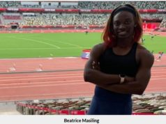 You Can't Tell Me Now I'm Not A Woman – Athlete