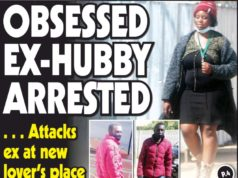 Obsessed ex-hubby attacks ex at new lover's place