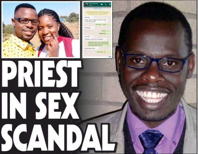 Priest In Mjolo Scandal