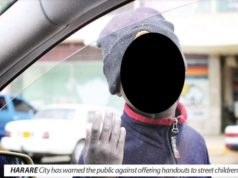 """""""DON'T ASSIST STREET KIDS,"""" says HARARE City."""