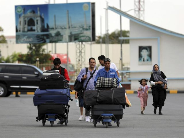 Afghanistan's president flees country as Taliban move to Kabul