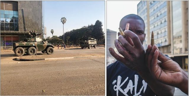 Six Perishes as Army Shoots Protesting MDC Alliance Activists